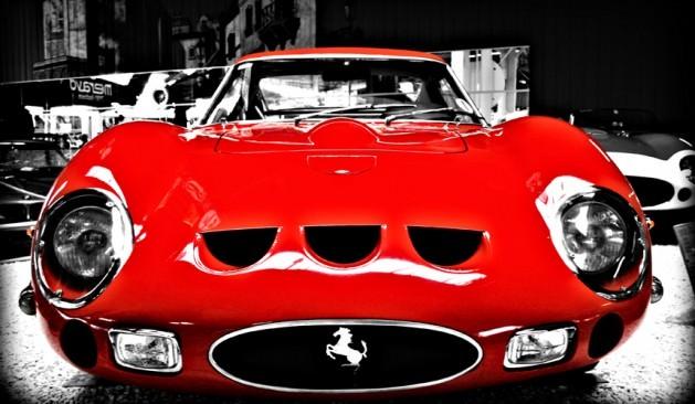 Rekor fiyata satılan Ferrari'ler 4