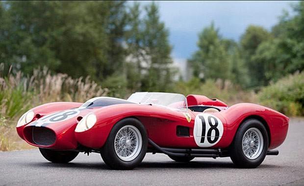 Rekor fiyata satılan Ferrari'ler 9
