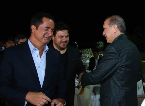 Erdoğan sporcu ve sanatçılarla buluştu 1