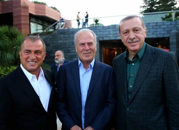 Erdoğan sporcu ve sanatçılarla buluştu 19