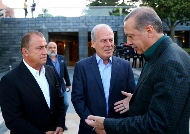 Erdoğan sporcu ve sanatçılarla buluştu 26