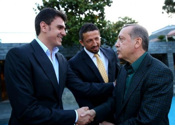 Erdoğan sporcu ve sanatçılarla buluştu 34