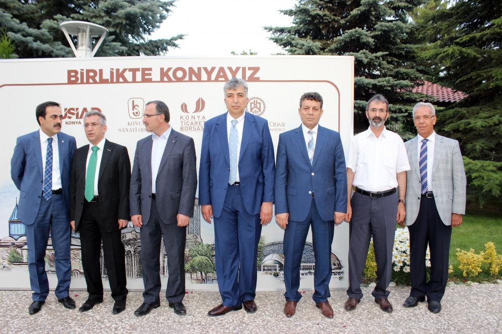 Konya Başkent'te buluştu 1