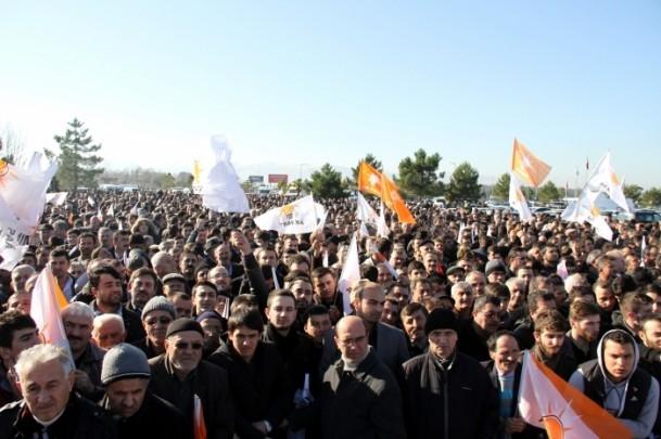 Başbakan Erdoğan Karadeniz'de 10
