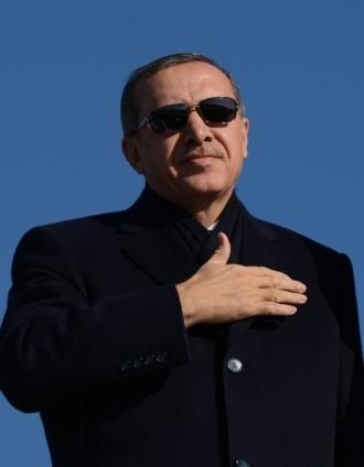 Başbakan Erdoğan Karadeniz'de 11