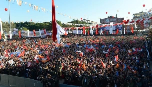 Başbakan Erdoğan Karadeniz'de 12