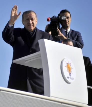 Başbakan Erdoğan Karadeniz'de 14