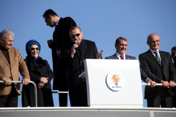 Başbakan Erdoğan Karadeniz'de 16
