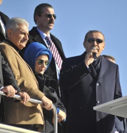 Başbakan Erdoğan Karadeniz'de 18