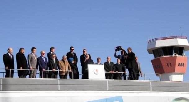 Başbakan Erdoğan Karadeniz'de 19