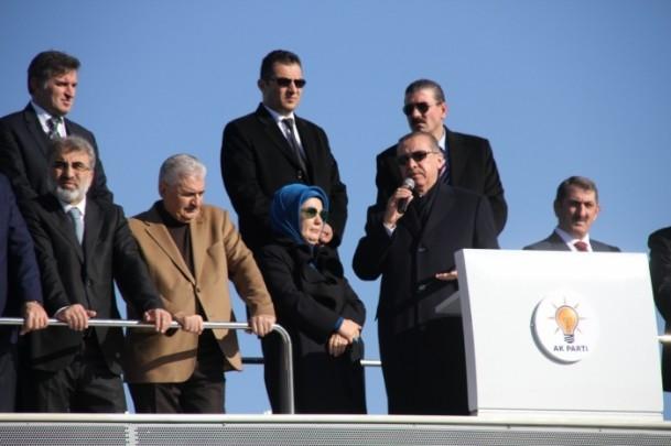 Başbakan Erdoğan Karadeniz'de 2