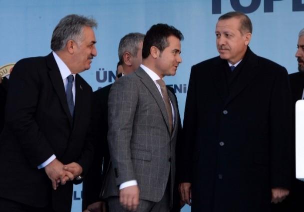 Başbakan Erdoğan Karadeniz'de 20