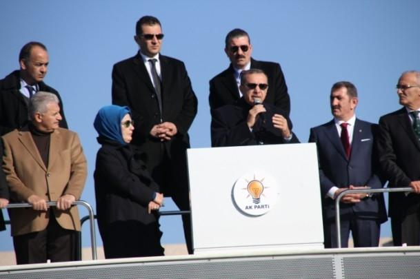 Başbakan Erdoğan Karadeniz'de 21