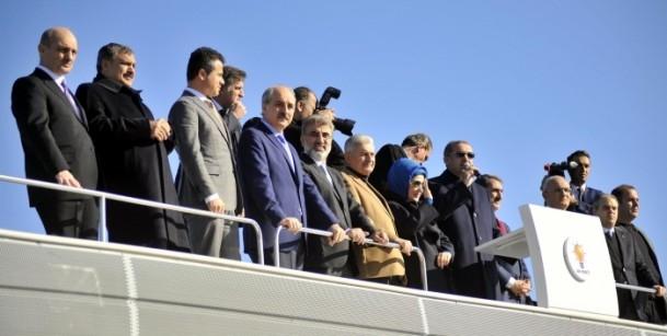 Başbakan Erdoğan Karadeniz'de 23