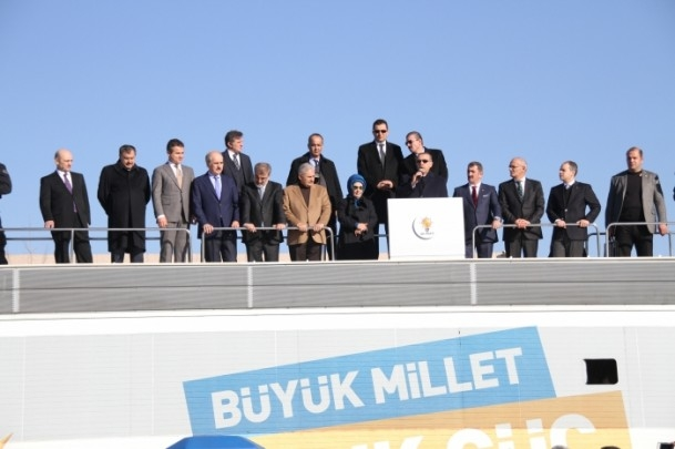 Başbakan Erdoğan Karadeniz'de 25