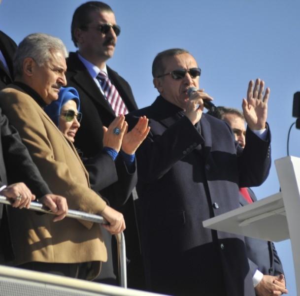 Başbakan Erdoğan Karadeniz'de 4