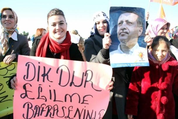 Başbakan Erdoğan Karadeniz'de 6
