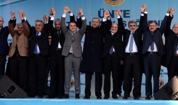 Başbakan Erdoğan Karadeniz'de 9