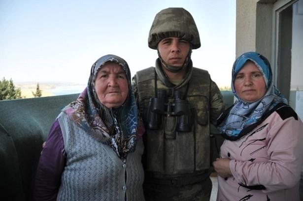 Suriye sınırındaki Mehmetçik'e bayram sürprizi 21