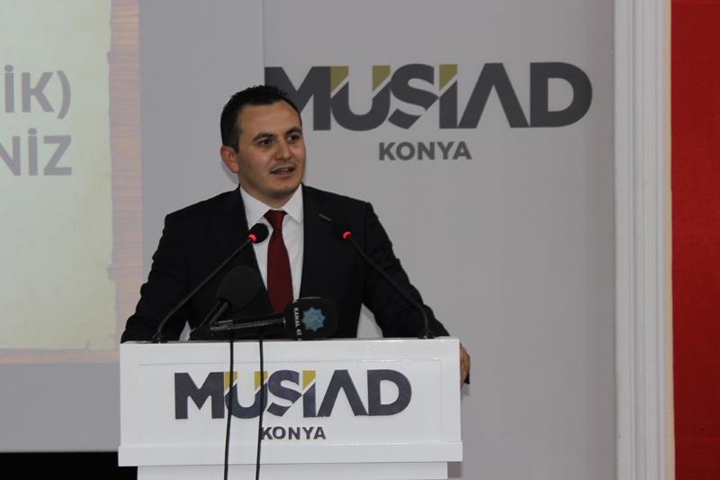 Genç MÜSİAD Genel İdare Kurulu Toplantısı Konya'da 1
