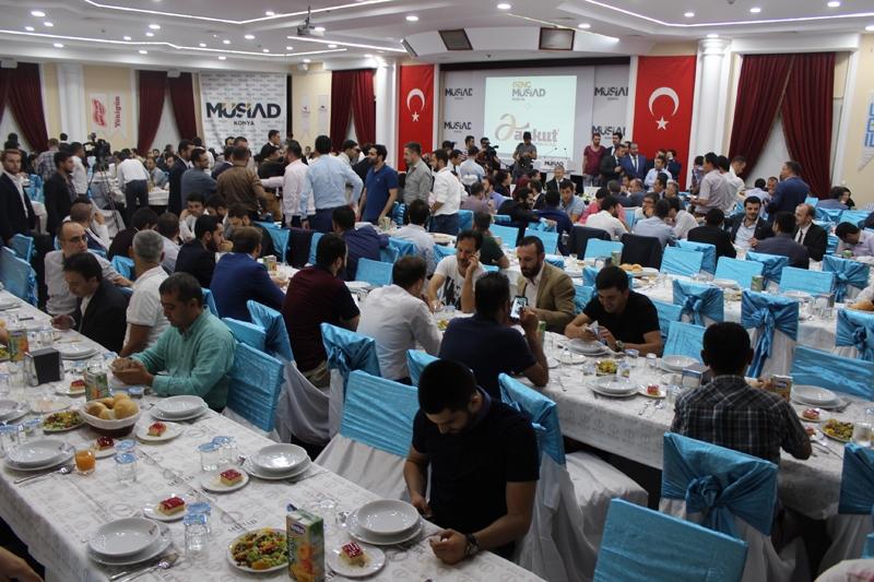 Genç MÜSİAD Genel İdare Kurulu Toplantısı Konya'da 10