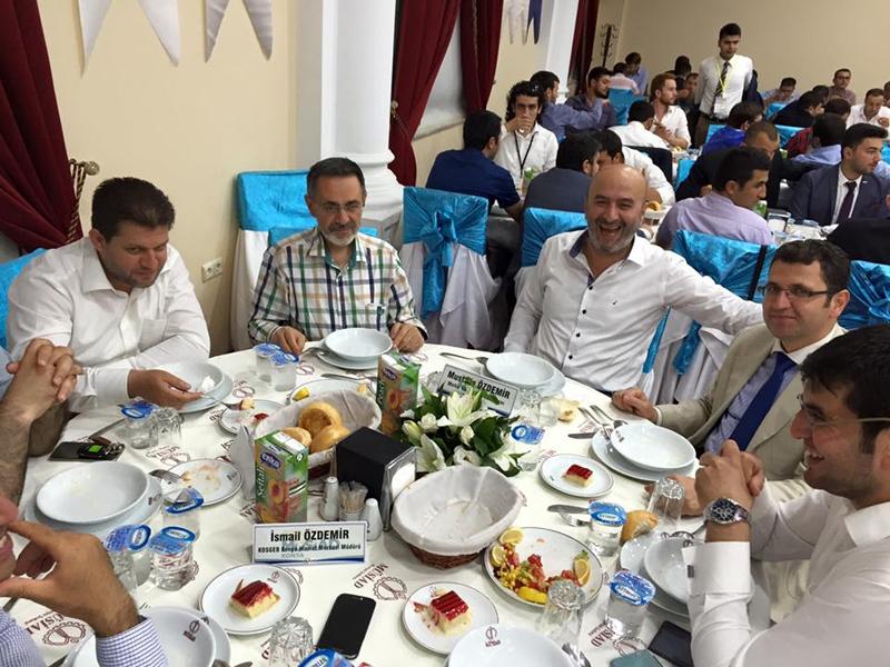 Genç MÜSİAD Genel İdare Kurulu Toplantısı Konya'da 13