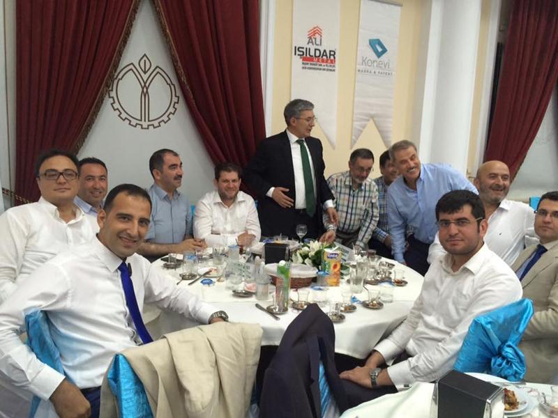 Genç MÜSİAD Genel İdare Kurulu Toplantısı Konya'da 14