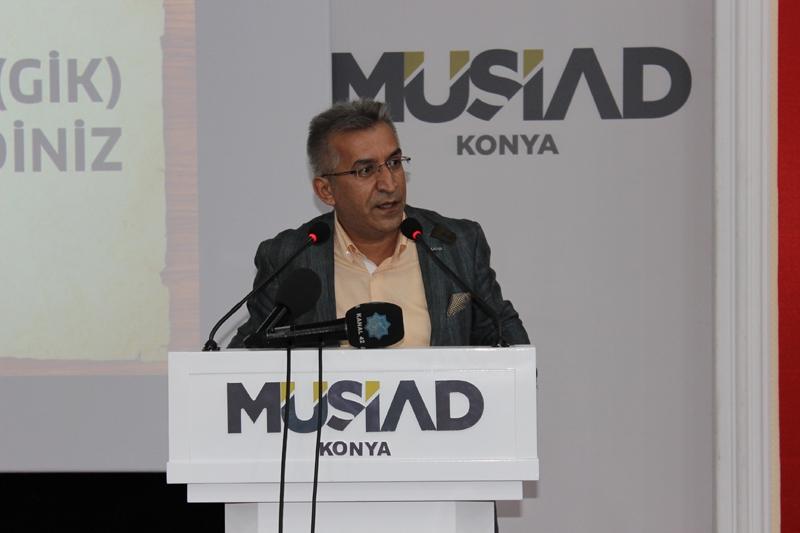 Genç MÜSİAD Genel İdare Kurulu Toplantısı Konya'da 3