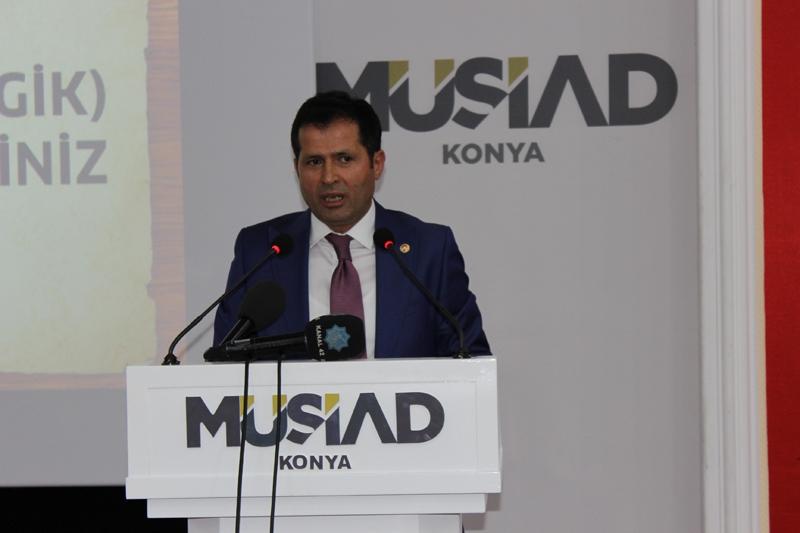 Genç MÜSİAD Genel İdare Kurulu Toplantısı Konya'da 4
