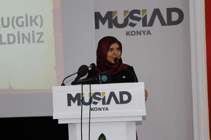 Genç MÜSİAD Genel İdare Kurulu Toplantısı Konya'da 5