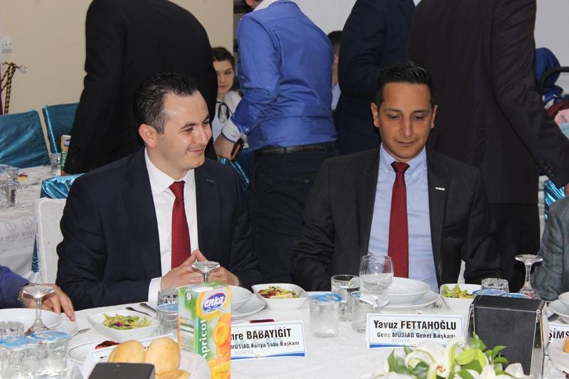 Genç MÜSİAD Genel İdare Kurulu Toplantısı Konya'da 6