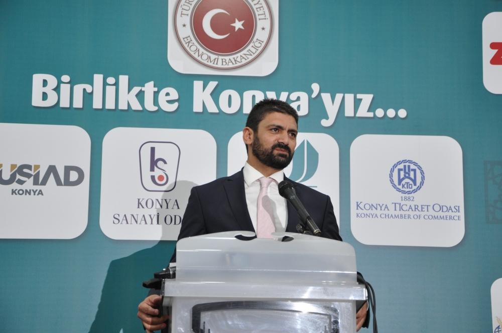 Bakan Nihat Zeybekçi'den Konyalı firmalara ödül 3