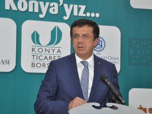 Bakan Nihat Zeybekçi'den Konyalı firmalara ödül