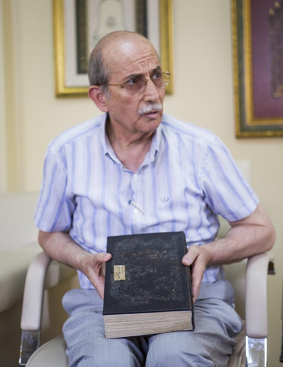 İbn-i Sina'nın eserinin 880 yıllık nüshası restore edildi 11