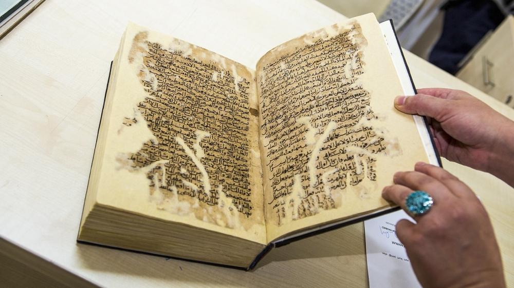 İbn-i Sina'nın eserinin 880 yıllık nüshası restore edildi 6