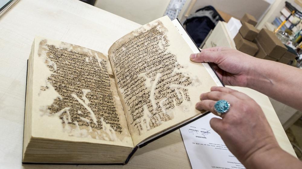 İbn-i Sina'nın eserinin 880 yıllık nüshası restore edildi 8