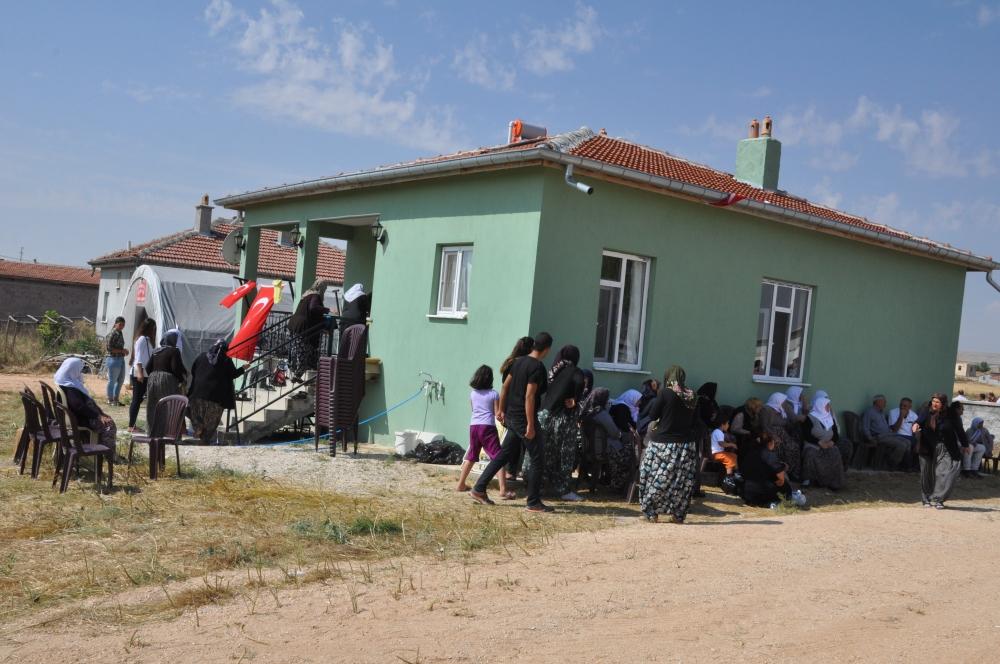 Şehit ateşi Konya'ya düştü 11