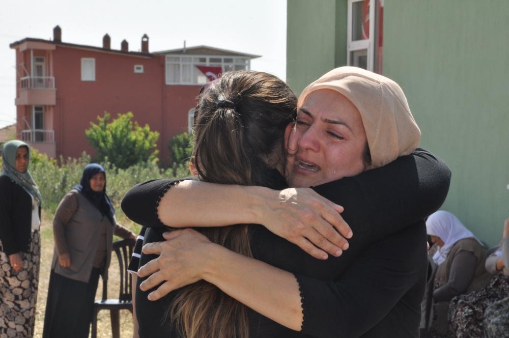 Şehit ateşi Konya'ya düştü 9