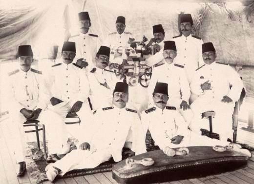 Görmediğiniz fotoğraflarla 'Osmanlı' 1
