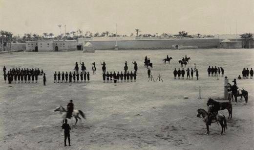 Görmediğiniz fotoğraflarla 'Osmanlı' 19