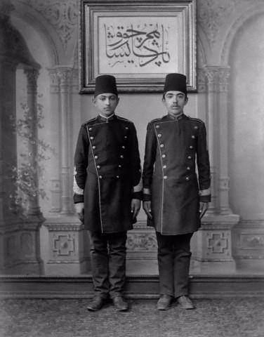 Görmediğiniz fotoğraflarla 'Osmanlı' 2
