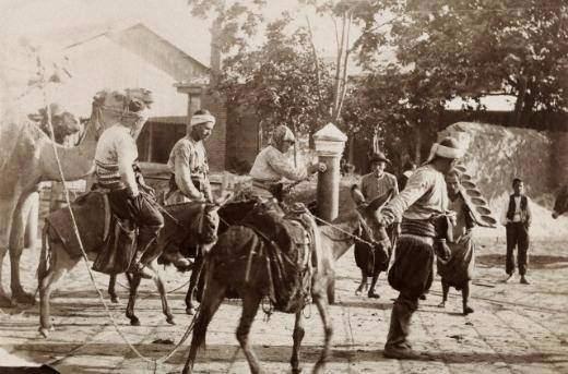 Görmediğiniz fotoğraflarla 'Osmanlı' 23
