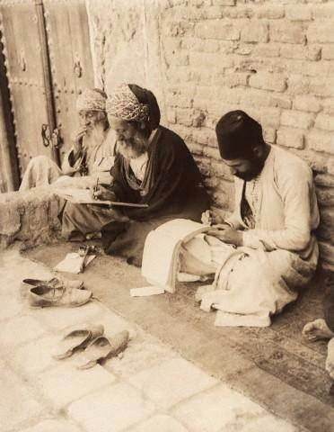 Görmediğiniz fotoğraflarla 'Osmanlı' 34