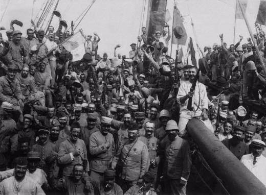 Görmediğiniz fotoğraflarla 'Osmanlı' 39