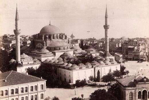 Görmediğiniz fotoğraflarla 'Osmanlı' 45
