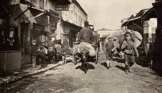 Görmediğiniz fotoğraflarla 'Osmanlı' 8