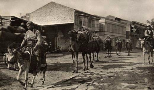Görmediğiniz fotoğraflarla 'Osmanlı' 9