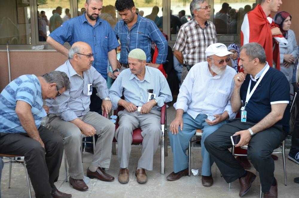 Şehit yakınlarından teröre protesto 10