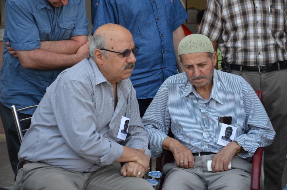 Şehit yakınlarından teröre protesto 9