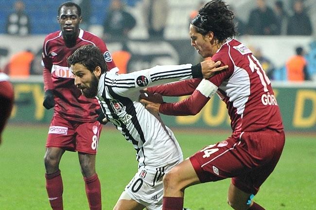 Beşiktaş 4 - Elazığspor 1 2